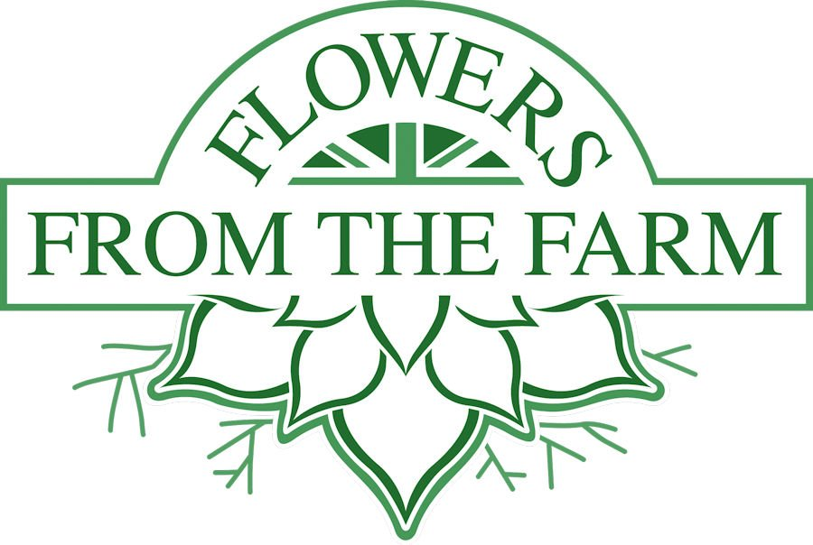 Flowers from the farm logo | Limewood Flowers | Lincolnshire wedding florist | Event florist | eco florist